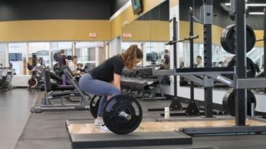 デッドリフトで鍛えられる筋肉と鍛えるメリット